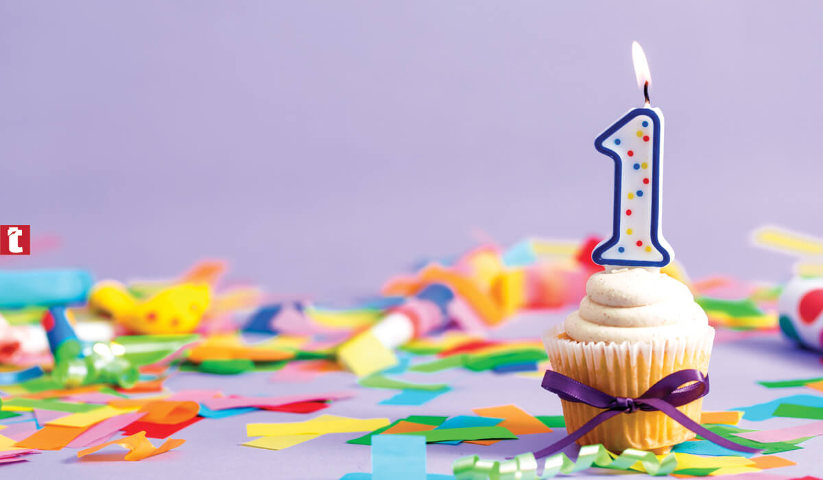 Samantha Phillips - one year-anniversary at Tuckfields