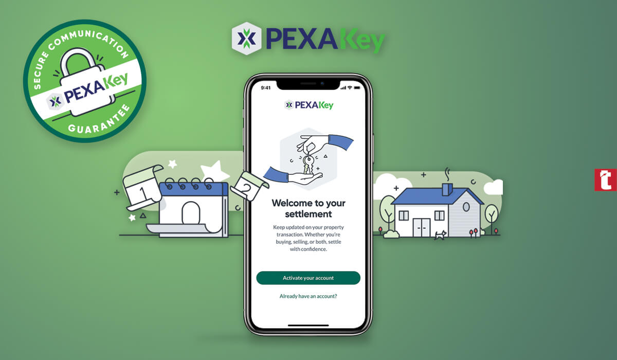 PEXA-Key-App - Track your settlement electronically