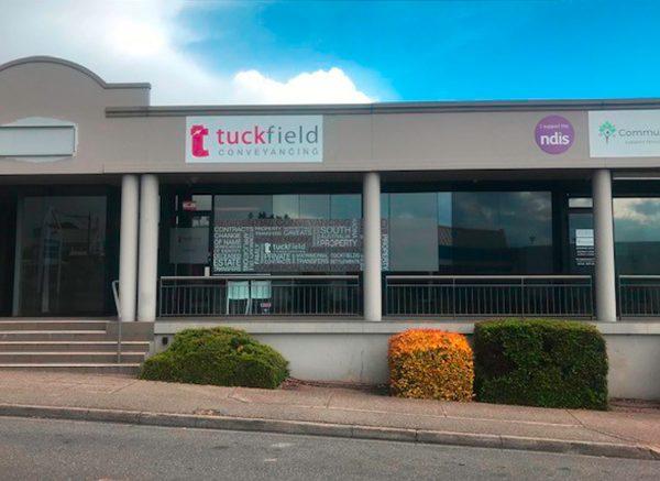 Tuckfields   Morphett Vale Office